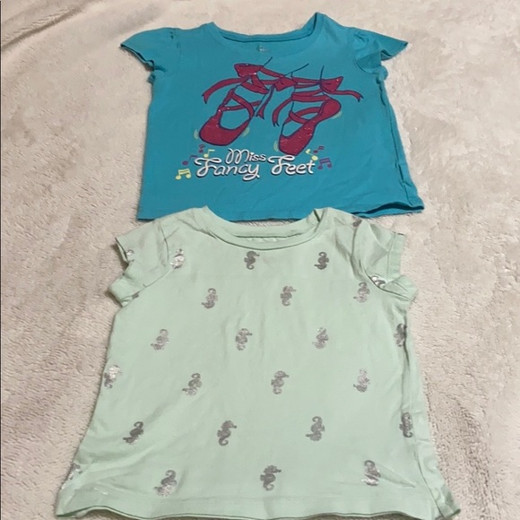 Other - Toddler Pullover Tees. GUC